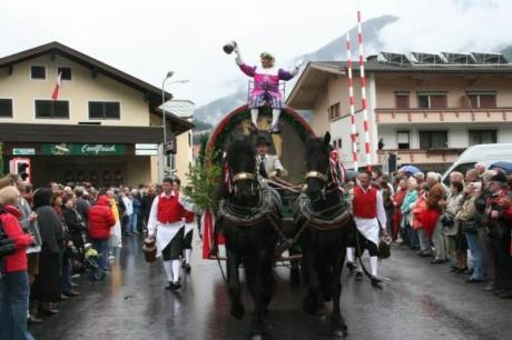 Beerfestival in Tyrol